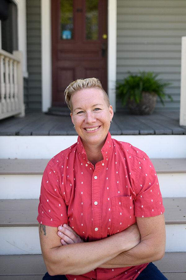 Amanda Holt, Corporate Wellness leader