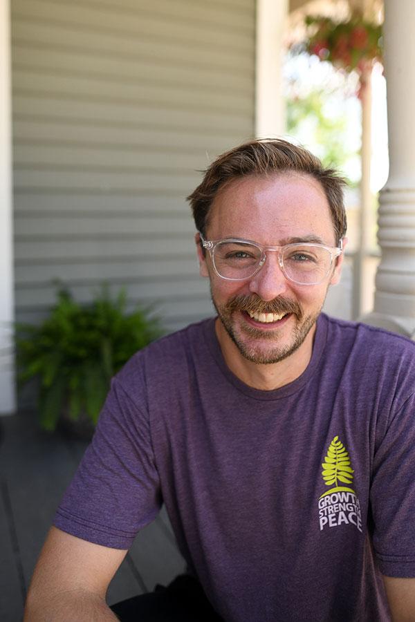 Chris Straub massage therapist